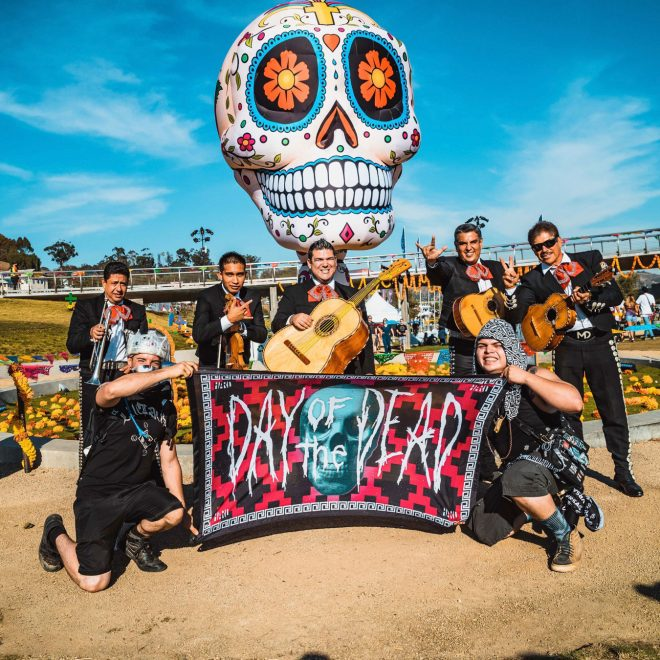 Insomniac/HARD Day of the Dead 2018